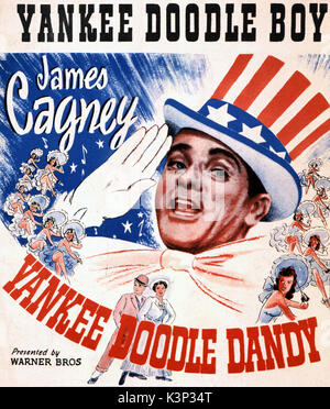 YANKEE DOODLE DANDY [US 1942] James Cagney data: 1942 Foto Stock