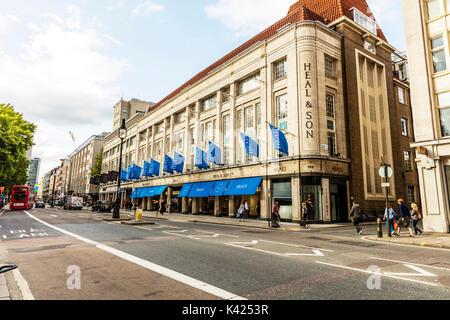Guarire & SON LONDON, guarire & Figlio, guarire e figlio, guarire e figlio di Londra, guarire 'guarire e figlio Foto Stock