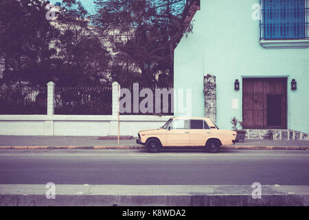L'Avana, Cuba Foto Stock