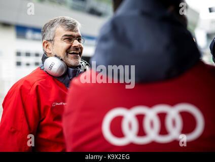 Motorsports: DTM 08 spielberg 2017, Dieter Gass (ger, leiter audi dtm), | verwendung weltweit Foto Stock