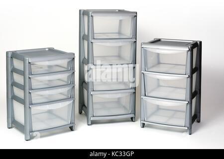 Cassettiere E Contenitori Di Plastica.Scatole Di Plastica E Contenitori Cassettiere Prodotti In Pvc Foto