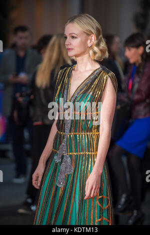 'Mudbound' premiere europeo - 61st BFI London Film Festival Foto Stock