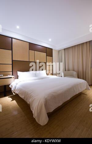 Stile giapponese camera da letto Foto & Immagine Stock: 277943212 ...
