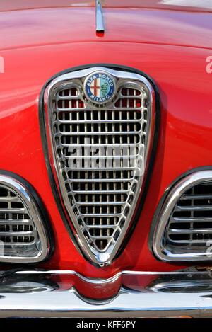 1962 Alfa Romeo Giulia 101 sprint Foto Stock