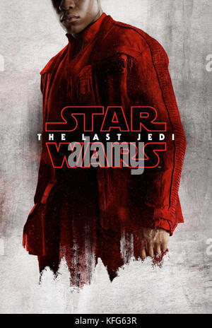 DATA di uscita: 15 dicembre 2017 TITOLO: Star Wars: The Last Jedi CASA DI PRODUZIONE: Lucasfilm DIRETTORE: Rian Johnson TRAMA: Dopo aver fatto i suoi primi passi in un mondo più grande in Star Wars: Il risveglio della forza (2015), Rey continua il suo viaggio epico con Finn, Poe e Luke Skywalker nel prossimo capitolo della saga. Starring: PosterArt. (Credit Image: © Lucasfilm/Entertainment Pictures)