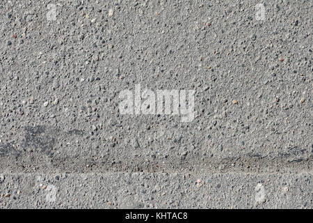 La consistenza del calcestruzzo. asfalto sfondo. superficie stradale. La texture o Foto Stock