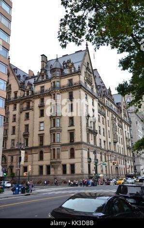 Dakota Building 1 W 72st New York City