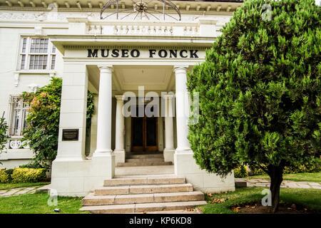 Museo Fonck, Museo di Archeologia e Storia, Viña del Mar, Regione di Valparaiso, Cile, America del Sud.