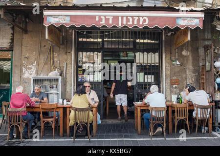 Jaffa mercato, Israele Foto Stock