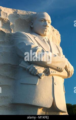 Martin Luther King Jr. Memorial, Washington, Distretto di Columbia USA