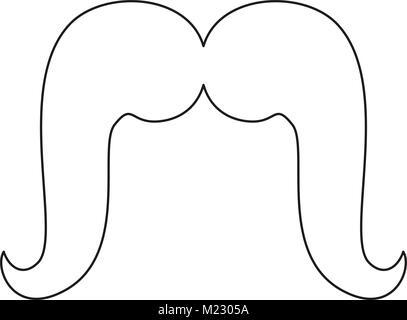 Vettore Stilizzato Logo Papà Giorno Illustrazione Vettoriale Con