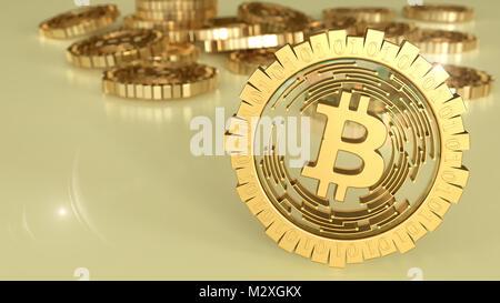 ingranaggio mineraria bitcoin