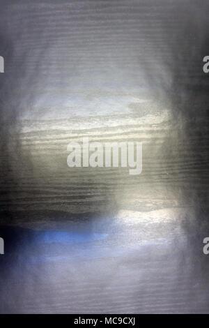 Il carbonio finitura metallica sfondo celebrazione brochure chiudi Foto Stock