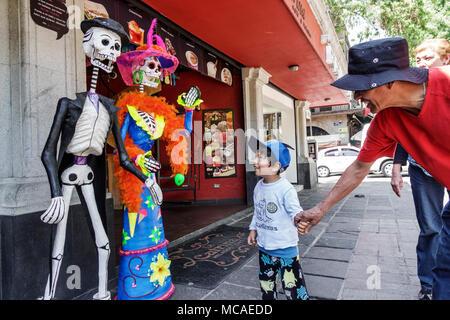 Messico, Città del Messico, Ciudad de, Distretto Federale, Distretto, DF, D.F., CDMX, Messicano, ispanici Latino Latino Latino Latino Latino etnico etnico etnico minoritario m Foto Stock
