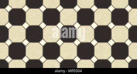 Il beige marrone classico senza giunture piastrella per pavimenti