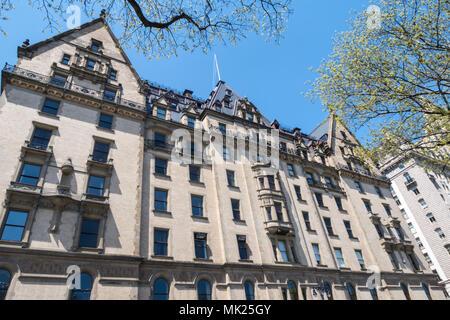 L'unità Dakota Co-op Apartment House, Central Park West, NYC