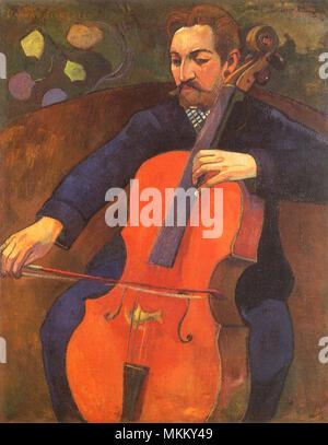 Ritratto di Fritz Schneklud Foto Stock