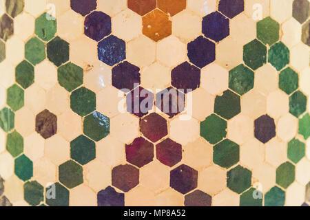 Tipiche piastrelle marocchine foto & immagine stock: 185809309 alamy