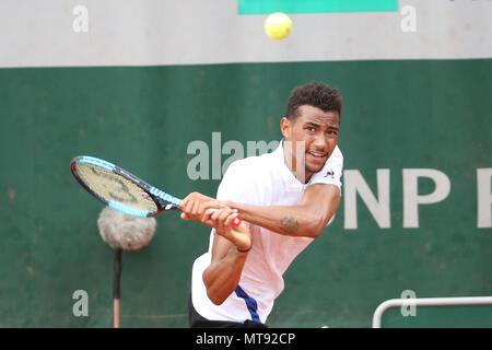 Roland Garros di Parigi, Francia. 28 Maggio, 2018. Open di Francia di tennis tournament; Calvin Hemery Credito: Azione Sport Plus/Alamy Live News