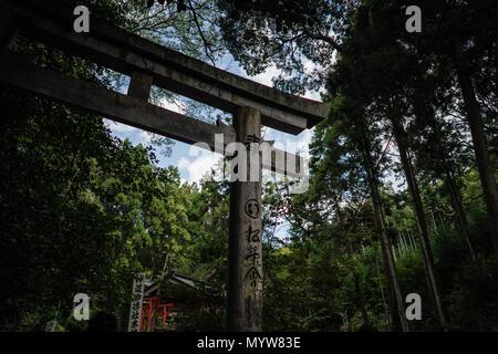 Fushimi Inari taisha- Foto Stock