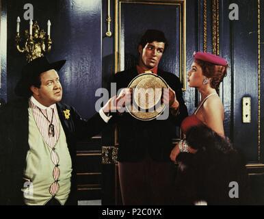 Pellicola originale titolo: Li'l Abner. Titolo inglese: Li'l Abner. Regista: MELVIN FRANK. Anno: 1959. Stelle: LESLIE PARRISH; PETER PALMER. Credito: Paramount Pictures / Album