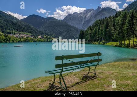 Auronzo di Cadore, Belluno, Veneto, Dolomiti, Italia, Europa Foto Stock