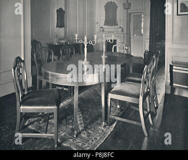 Il 1928 Sala Da Pranzo 1928 Artista Charlotte Perriand Foto Stock Alamy