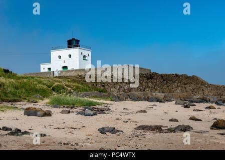 Bamburgh Lighthouse, Bamburgh, Northumberland