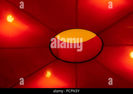 Plafoniere Rosse : Plafoniere rosse interno arredamento casa homelook