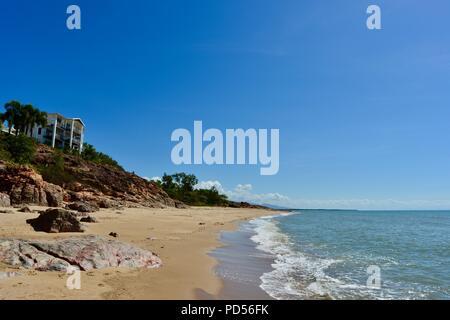 Proprietà costiere, Toomulla QLD, Australia Foto Stock