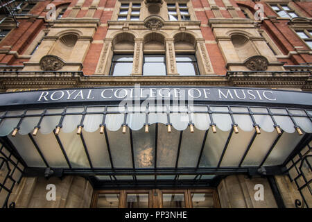 Royal College of Music Foto Stock
