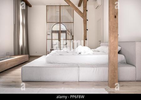Camere Da Letto Moderne Con Parquet. Top Parquet Laminati ...