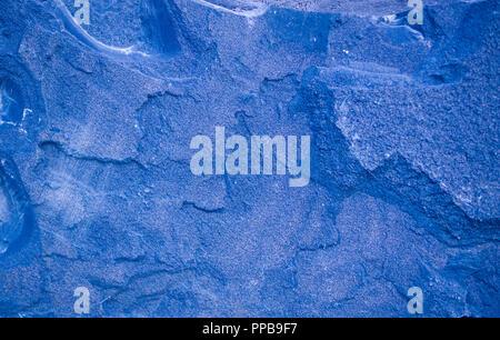 Granito blu in piastrelle di pietra lo sfondo con vignette