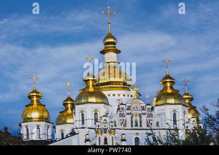 La parrocchia di san Michele Golden-Domed Monastero a Kiev, Ucraina