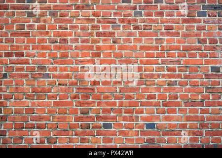 Muro di mattoni in background