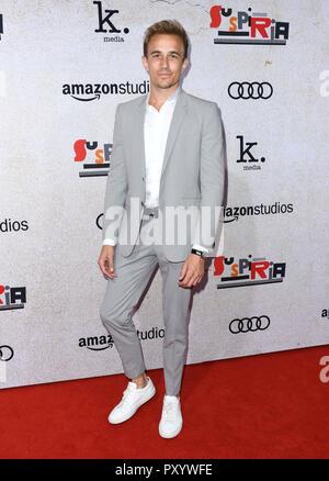24 Ottobre 2018 - Hollywood, California - Jesse Johnson. 'Suspiria' Los Angeles Premiere detenute a Arclight Hollywood . Photo credit: Birdie Thompson/AdMedia