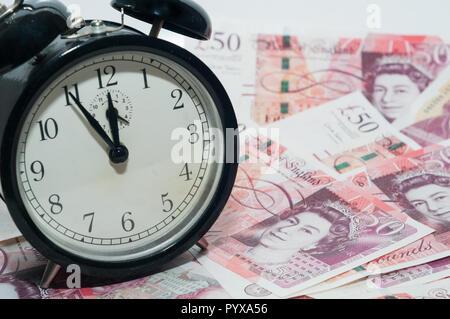 La valuta britannica, 50 libbre