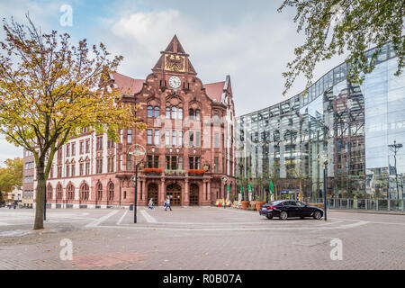 Municipio di Dortmund in Germania Foto Stock