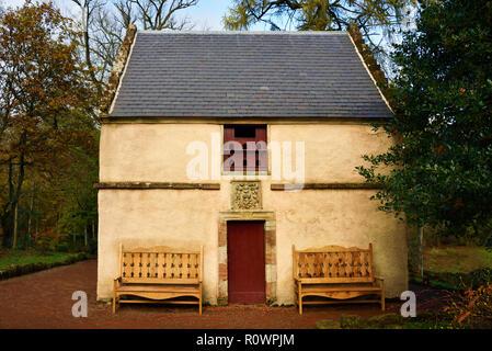 17th.secolo Doocote. Dumfries House, Cumnock, East Ayrshire, in Scozia, Unired unito, l'Europa. Foto Stock