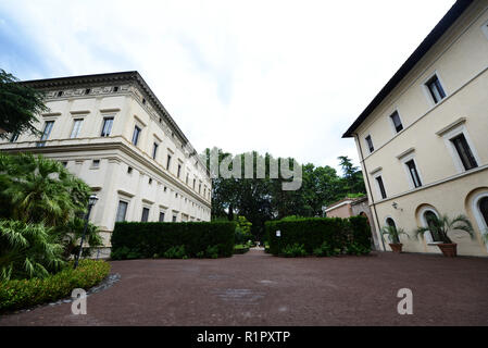 Villa Farnesina a Roma Foto Stock