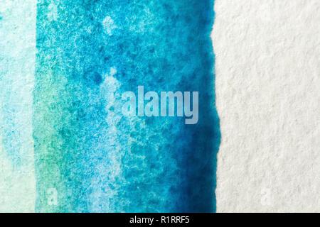 Acquarello texture grunge sfondo sfondo astratto Foto Stock