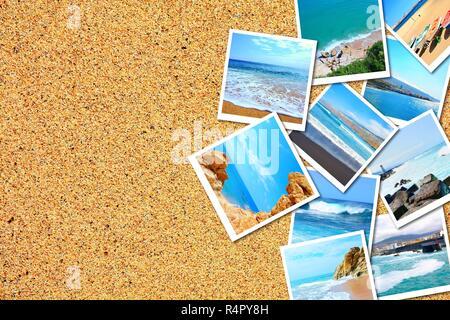 Foto dalle vacanze Foto Stock