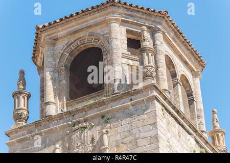 Torre dell Orologio in Andalucia Square, a Ubeda, Jaen, Spagna