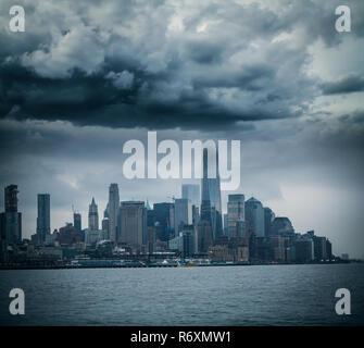 Tempesta di Manhattan.