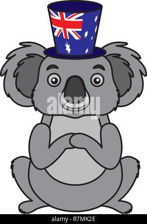 Koala in australia cartone animato prodotto koala  png