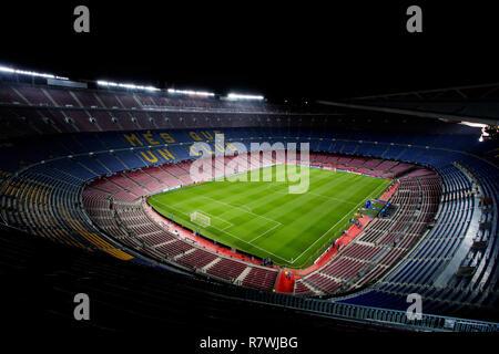 Vista interna del Nou Camp Stadium 729128b1ffa