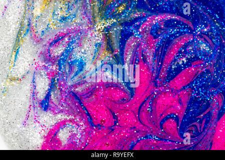 Free Download Glitter Sfondo Rosa Blu Sfondo