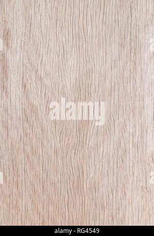 Full frame ad alta risoluzione vecchio legno marrone chiaro da muro sfondo texture. Foto Stock