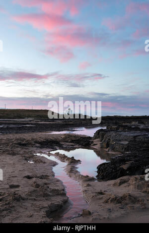 Bamburgh Castle & beach