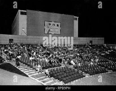 Palazzo del Cinema al Lido di Venezia 1950